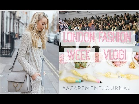 London Fashion Week Vlog!   |   Fashion Mumblr