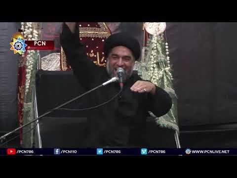 Maulana Syed Ali Raza Rizvi 2019  1 Moharram  1 September 2019  Rizvia Society