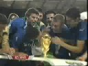 Italy 2006 FIFA World Cup Champions FIFA World Cup Trophy presentation Video