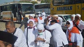 Tour Kota Mekkah April 2013 dipandu oleh Ust.Abdul Karim