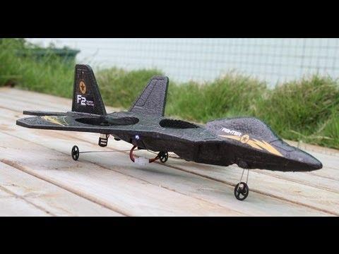 F22 Raptor Quadcopter or SH 6048 or F2 Super Fighter