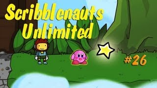 Scribblenauts Unlimited Wii U Commentary 26 Making Kirby in the Object Editor