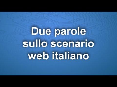 Google Italy – Due parole sullo scenario web italiano – TVtech
