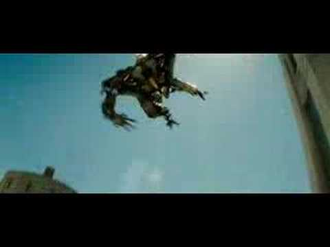 TRANSFORMERS TRAILER ESPAÑOL