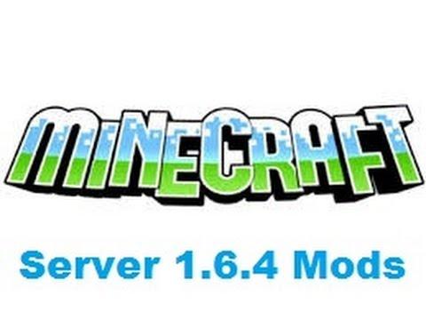 COMO CREAR UN SERVER CON MODS 1.6.4