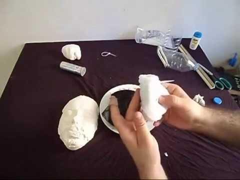 Ev yapımı gaz maskesi
