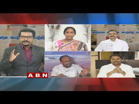 Debate on TRS Operation Akarsh and TG Venkatesh Comments on KK | Public Point | Part 2 | ABN Telugu