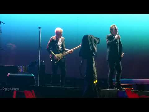 U2 You're The Best Thing About Me, Mexico City 2017-10-03 - U2gigs.com