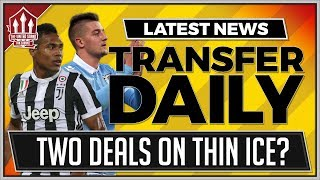 SANDRO, MILINKOVIC-SAVIC, VIDAL! Manchester United Transfer Nieuws