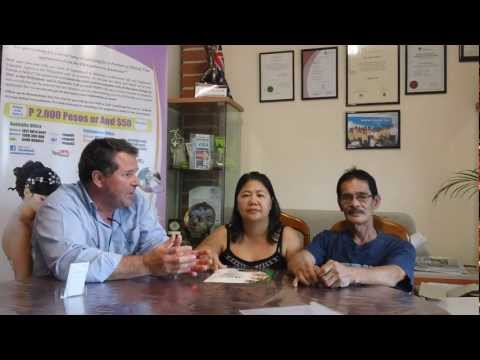 Child (Orphan Relative) Visa Application - Rebeca & Rodney Jamisola