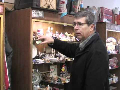 Antique Addicts With Dennis and Doug - Episode 1 with E-bay - TV Show