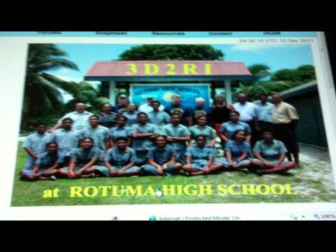 3D2RI  Amateur Radio Club of Rotuma, by vk2ir
