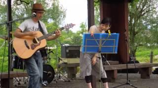 Rain☆Drops「ブルーバード」(いきものがかりcover) 2015.6.21 花しょうぶミュージックフェスティバル