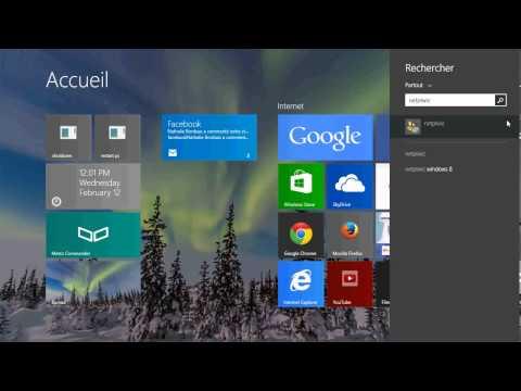 Comment enlever le mot de passe ouverture windows 8.1