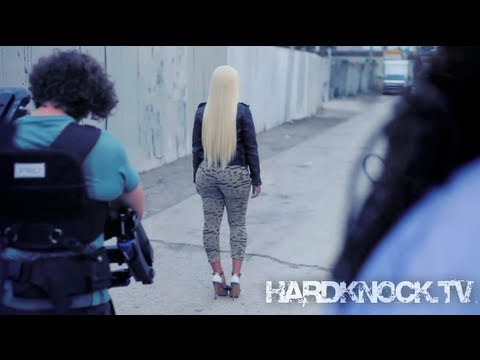 Tyga - Rack City - New Music Video Behind The Scenes W  Blac Chyna (official Video) video