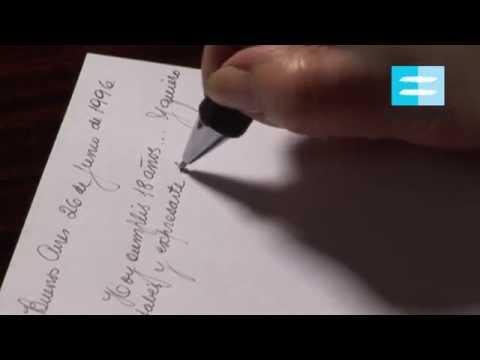 Estela de Carlotto: Carta a mi nieto - Canal Encuentro