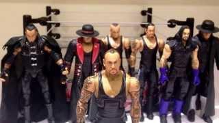 Rant on eBay buying from China WWE mattel Elite Flashback Biker Undertaker wrestling figure review??