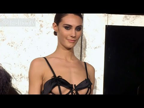 La Perla Black Label Lingerie Fall/Winter 2013-14 | New York Fashion Week NYFW | FashionTV