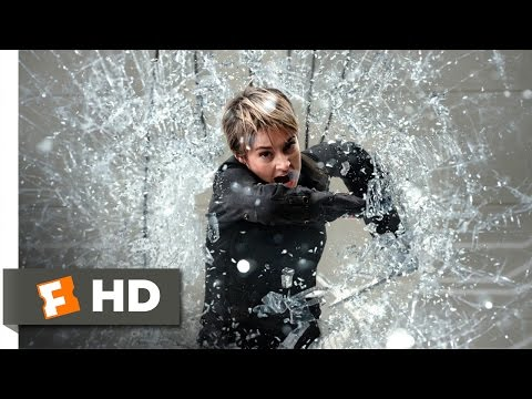 Insurgent (7/10) Movie CLIP - Her Death Means Nothing (2015) HD