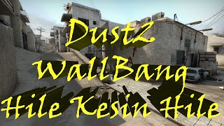 CS:GO - Dust 2 - WallBang!
