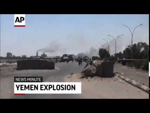 Yemen Explosion Kills At Least Three People