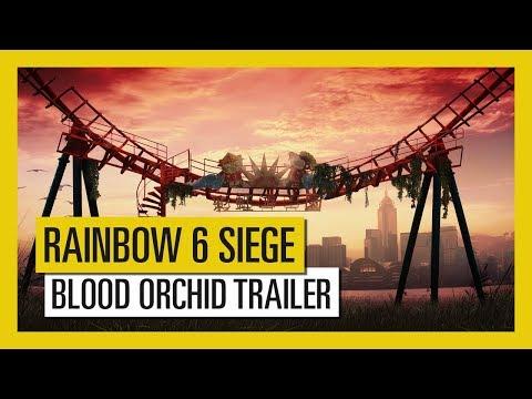 Tom Clancy's Rainbow Six Siege - Operazione Blood Orchid Trailer