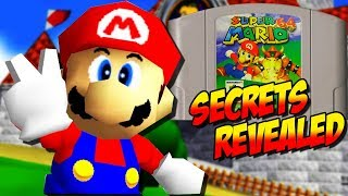 Super Mario 64 Secrets And History | It's a Me Mario