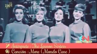 The Lennon Sisters - More ( Mondo Cane )