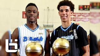 2016 Ballislife All-American Game Pres. By Eastbay  - Full Game