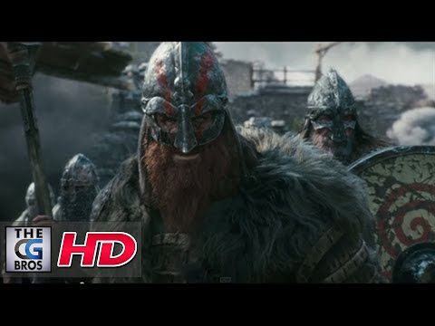 """E3 2015 - CGI Trailers HD: """"For Honor"""" - by Ubisoft"""