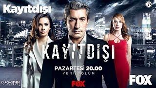 Kayıtdışı yeni bölümüyle Pazartesi 20.00'de FOX'ta!