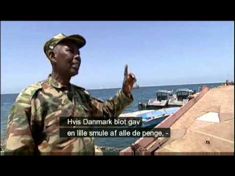 Danish TV Reporting on Republic of Somaliland's fight against Pirates and Denmark