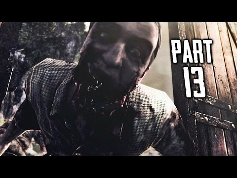The Evil Within Walkthrough Gameplay Part 13 - Ambushed (PS4)