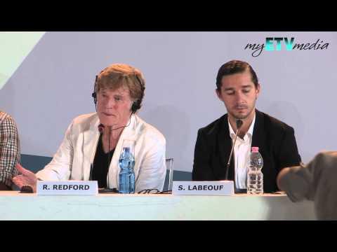 Robert Redford On The Company You Keep (69th Venice International Film Festival)