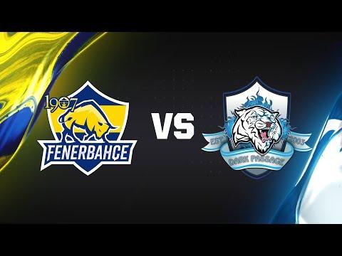 1907 Fenerbahçe Espor ( FB ) vs Dark Passage.DOMINOS ( DP ) | 2018 Kış Mevsimi 1. Hafta