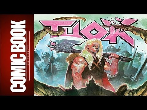 Thor #7 | COMIC BOOK UNIVERSITY