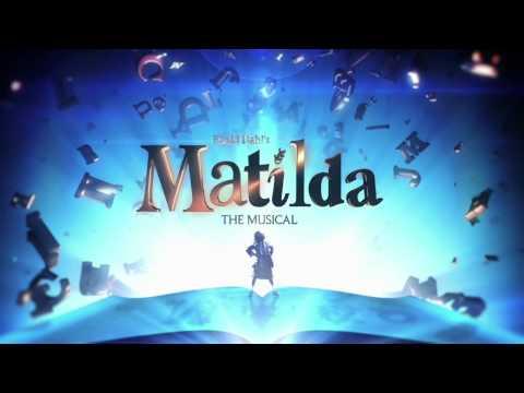 Matilda The Musical: Broadway Teaser