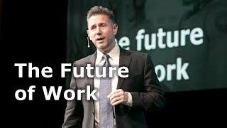 Future of Work - Keynote Speech on Technology