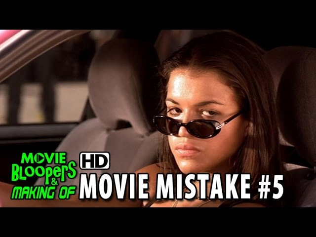 The Fast and The Furious (2001) movie mistake #5