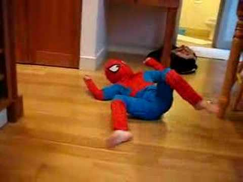 spiderman dance
