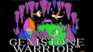 Gemstone Warrior game ending (Apple II - SSI)