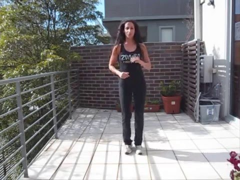 Zumba Basic Steps And Tips For Beginners video
