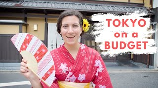 Japan Travel Guide: How to travel Tokyo on a budget
