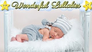 1 Hour Super Calming Baby Lullaby Sleep Music ♥ Bedtime Musicbox Melody ♫ Good Night Sweet Dreams