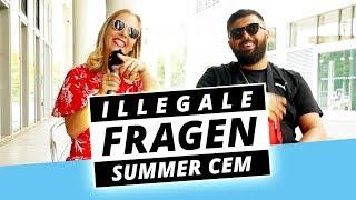 SUMMER CEM ist Italiener?! - Illegale Fragen