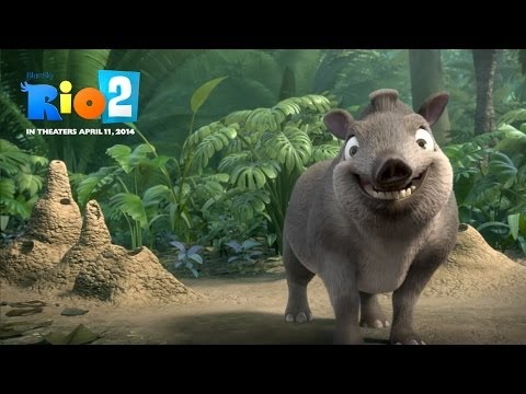 Rio 2 | Tapir Audition | 20th Century Fox