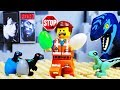 LEGO EASTER GYM DINOSAUR FAIL in JURASSIC WORLD