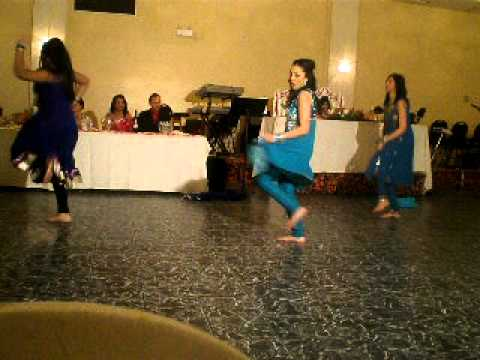 Do Dhaari Talwar dance.AVI