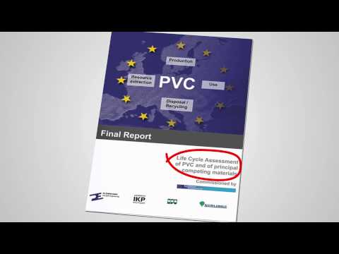 Making Savings with PVC (Polyvinyl Chloride)