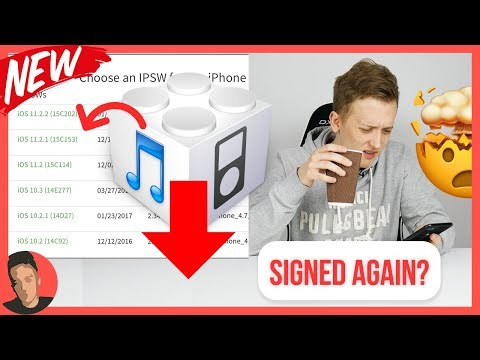 WTF? Apple signed ALL IOS VERSIONS? IOS 6.1.3 - 7, 8, 9, 10. My Thoughts!